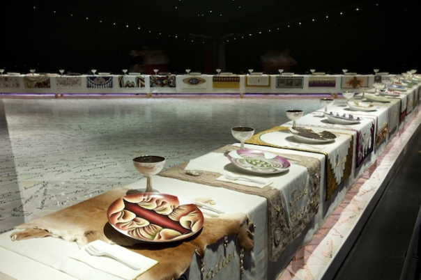 the-dinner-party-by-judy-chicago